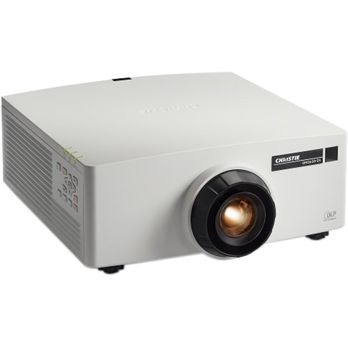Christie DHD630-GS 6125-Lumen Full HD 1DLP Laser Phosphor Projector (No Lens)