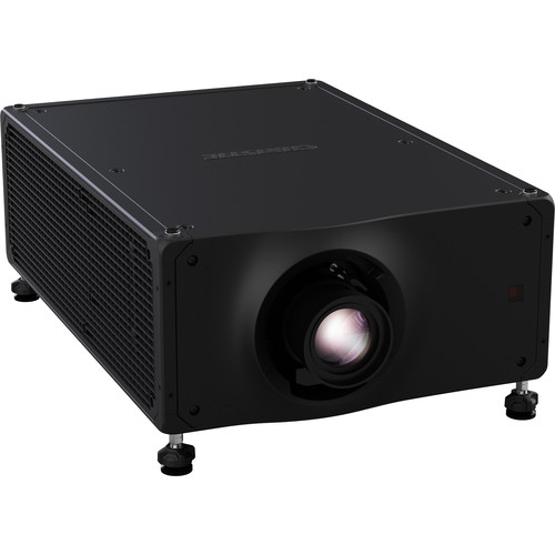 Christie Crimson Series 3DLP Laser Phosphor 23,300-Lumen Projector