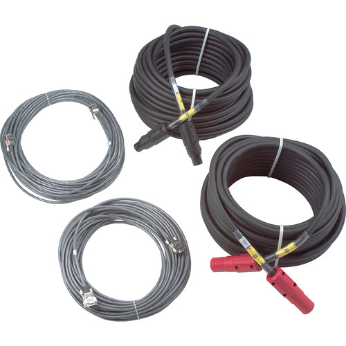 Christie Cable Kit for 7kW Switching Ballast & Roadie 25K/HD+30K/HD+35K (100')