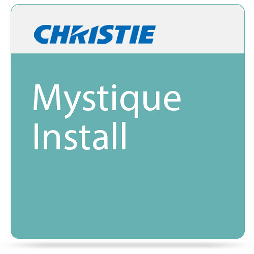 Christie Mystique Install (Pro Venue Edition)