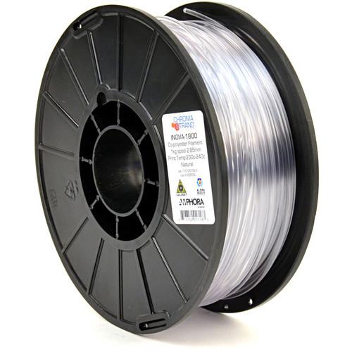 Chroma Strand Labs Inova 1800 Copolyester Filament 2.85mm 1kg Reel (Natural)