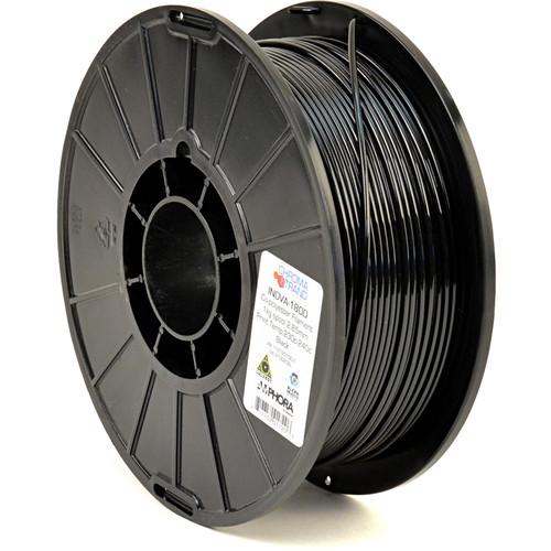 Chroma Strand Labs 3mm INOVA-1800 Filament (1 kg, Black)