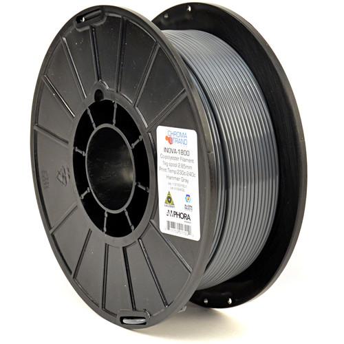 Chroma Strand Labs 3mm INOVA-1800 Filament (1 kg, Hammer Gray)