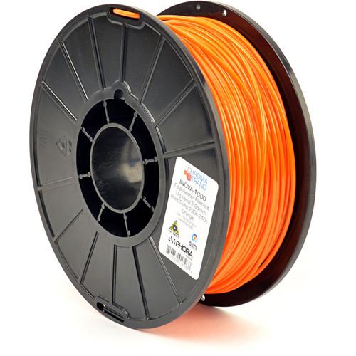Chroma Strand Labs 3mm INOVA-1800 Filament (1 kg, Orange)