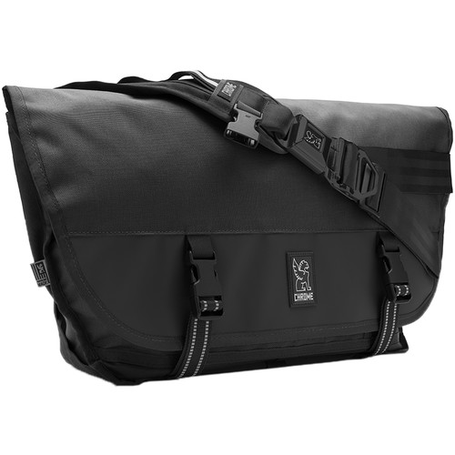 Chrome Industries Carryover Heritage Citizen Bag (All Black)