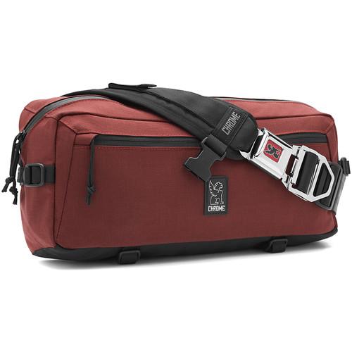 Chrome Industries Kadet Nylon Messenger Bag (Brick)