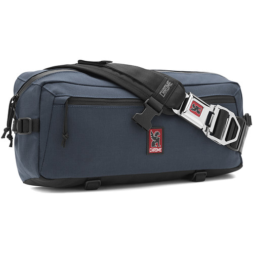 Chrome Industries Kadet Nylon Messenger Bag (Indigo)