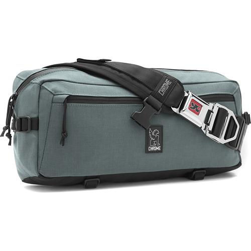 Chrome Industries Kadet Nylon Messenger Bag (Mirkwood/Black)