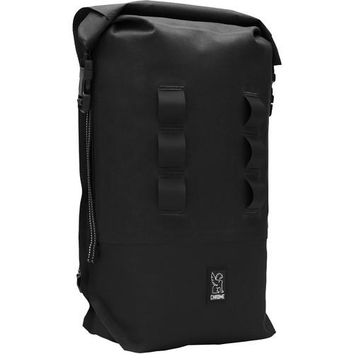 Chrome Industries Carryover Urban Ex Rolltop 18L Bag (Black/Black)