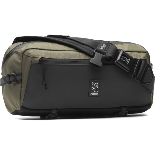 Chrome Industries Welterweight Kadet Messenger Bag (Ranger/Black)