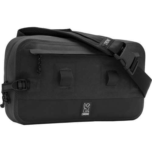 Chrome Industries Urban Ex 10L Sling Bag (Black/Black)