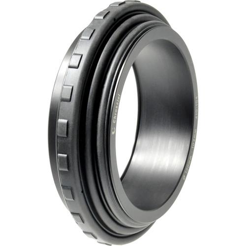Chrosziel Rubber Bellows Retaining Ring 130:104mm with 41mm Tube for Schneider Cine-Xenar Lenses Series I & II