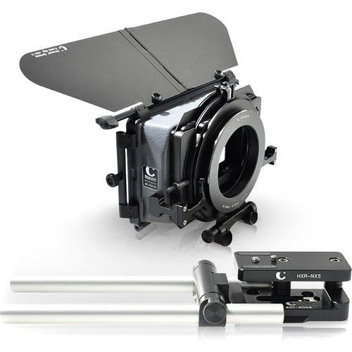 Chrosziel Matte Box Kit for Sony HXR-NX5 Camcorder