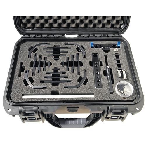 Chrosziel 700-00B CustomCage Kit with Carrying Case (Black)