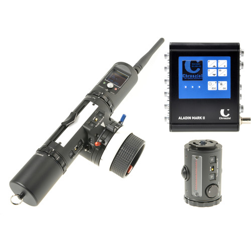 Chrosziel Aladin MKII 3-Axis Hand Unit Kit with Motor Control Unit