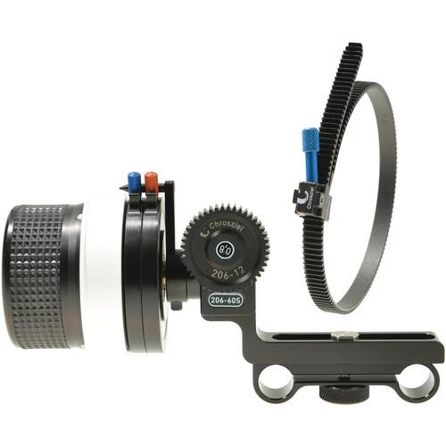 Chrosziel DV Studio Rig Kit with Focus Gear & Flexi Gear Ring