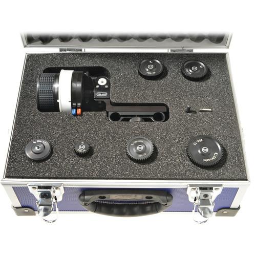 Chrosziel DV Studio Rig Follow Focus 6-Gear Kit