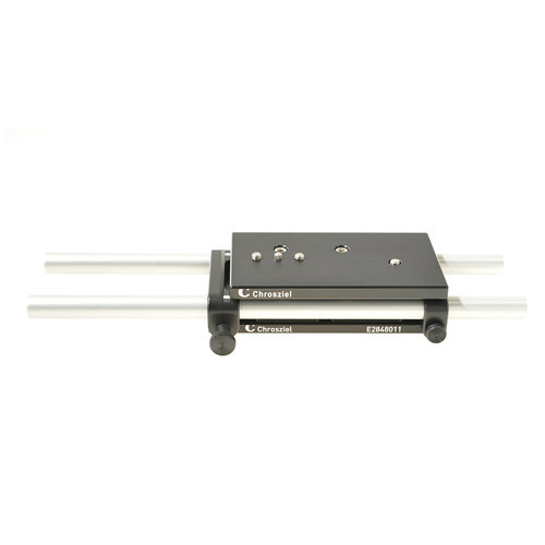 Chrosziel LWS 15 HD Baseplate with 15mm Rods for Sony F3