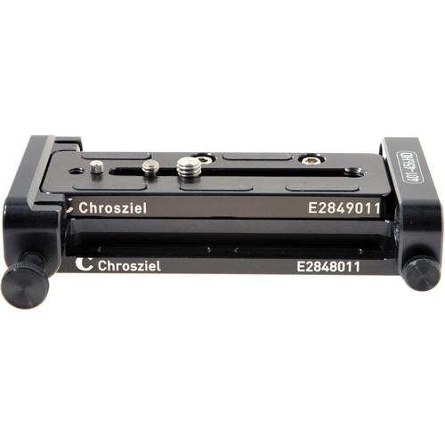 Chrosziel Chrosziel LWS 15 HD Baseplate for Canon EOS C100/300/500