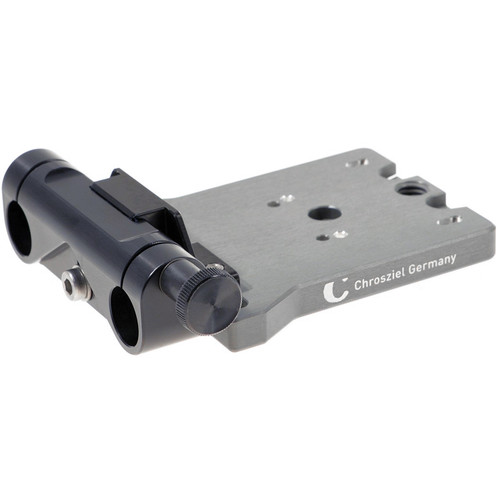 Chrosziel LWS Baseplate for Panasonic ENG Camcorders (No Rods)