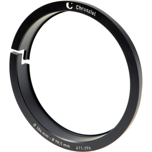 Chrosziel Clamp-On Step-Down Ring (104mm-98.5mm)