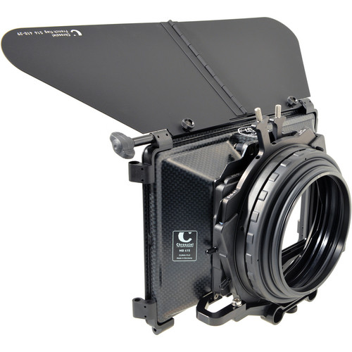 Chrosziel MB 415 Compact Wide Angle MatteBox for 15mm Support with 114mm Bellows