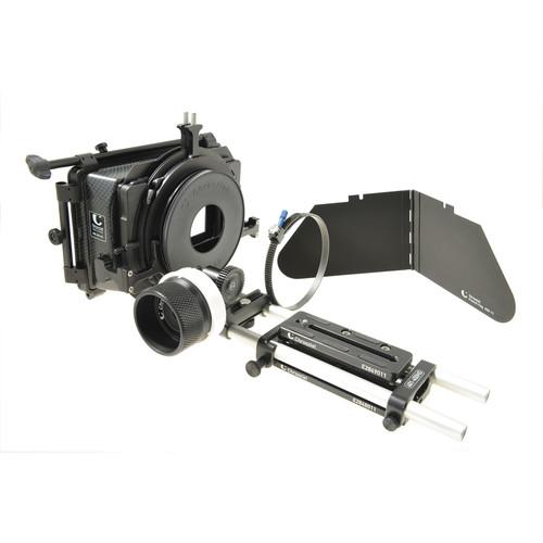 Chrosziel 450-R2 Matte Box and Follow Focus Kit for Blackmagic Cinema Camera & Production Camera 4K