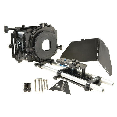 Chrosziel Lightweight Support & 450-R2 Matte Box Compact Cine Kit