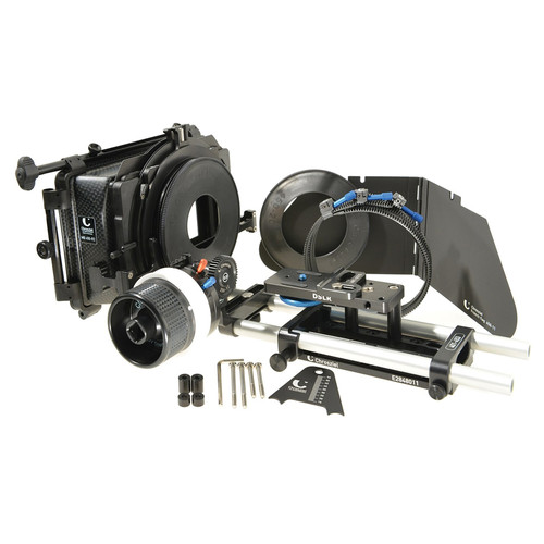 Chrosziel Follow Focus, LWS & MB450R2 Matte Box DSLR Kit