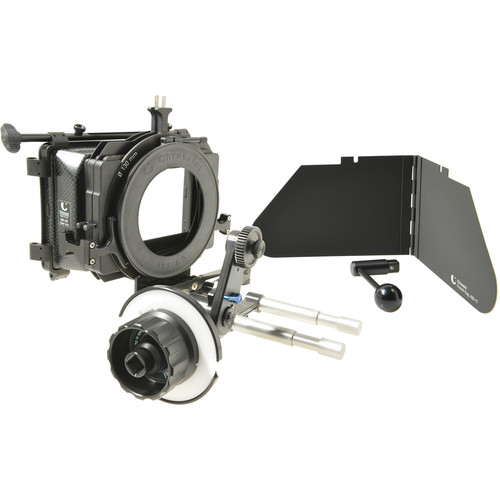 Chrosziel C-450W-20AL Matte Box Kit with Follow Focus for Arri Alexa Camera