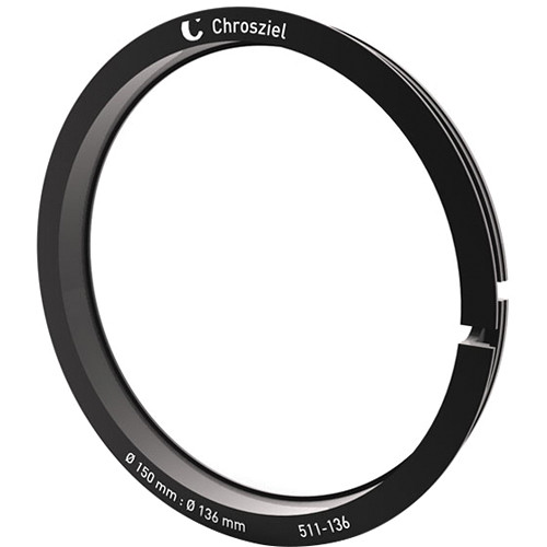 Chrosziel Clamp-On Step-Down Ring for Cine.1 Matte Box (150 to 136mm)