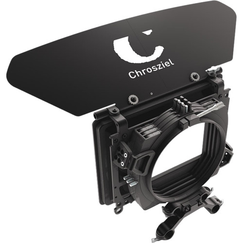 Chrosziel Cine.1 Triple-Stage 15/19mm Rod-Mount Matte Box
