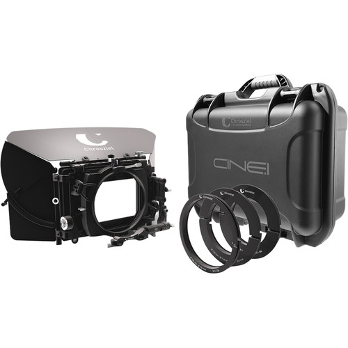 Chrosziel Cine.1 Dual-Stage 15mm LWS Swing-Away Matte Box Kit