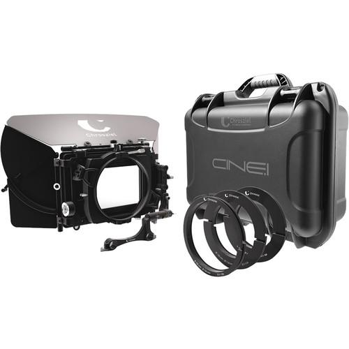Chrosziel Cine.1 Dual-Stage 19mm Studio Swing-Away Matte Box Kit