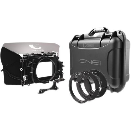 "Chrosziel Swing-Away Matte Box MB 565 Double 19 Kit for Full-Frame Cine Cameras (4x5.650""/4x4"")"