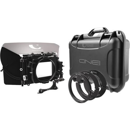 Chrosziel Cine.1 Dual-Stage 19mm Studio Swing-Away Matte Box Kit