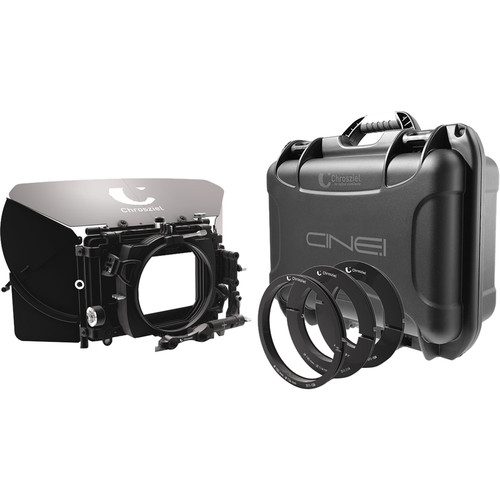 Chrosziel Cine.1 Triple-Stage 15mm LWS Swing-Away Matte Box Kit