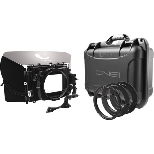 Chrosziel Cine.1 Triple-Stage 19mm Studio Swing-Away Matte Box Kit