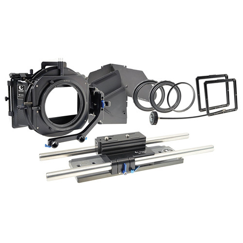 Chrosziel 4K Kit for Sony F5/F55 Cameras with MB 602 Studio MatteBox