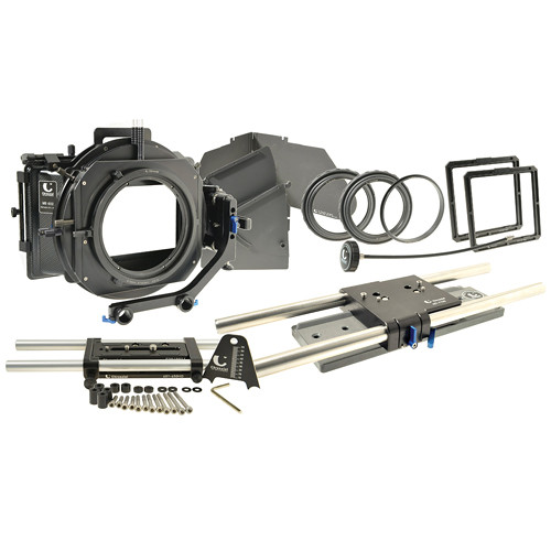 Chrosziel MB 602 Universal Cinema Camera Matte Box Kit