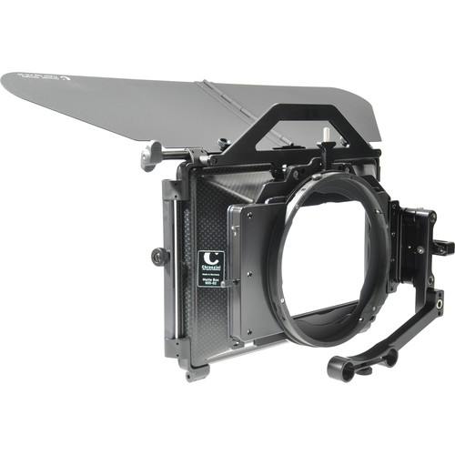 Chrosziel C-805-02 Production Matte Box with Single Filter Stage for 15mm Rods