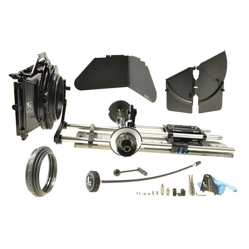Chrosziel MB 840 19mm Matte Box and Follow Focus Production Kit for Large Lenses