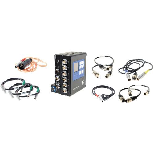 Chrosziel Aladin MKII 3-Axis Broadcast Lens Control Kit (No Motors)