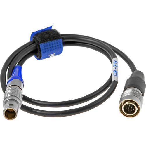 Chrosziel 10-Pin LEMO to 12-Pin Hirose Aladin2 Broadcast Iris Cable