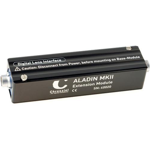 Chrosziel Aladin Mark II Extension Motor Module for Fuji/Canon Digital ENG Lenses