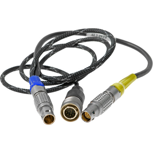 Chrosziel External Iris Cable for Aladin MKII and ENG Cameras