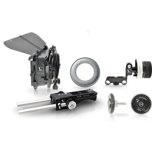 Chrosziel 450R2 Matte Box + Follow Focus Kit for Sony PXW-FS5 Camera