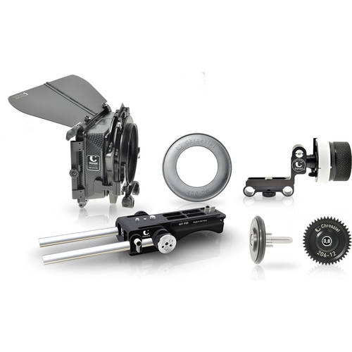 Chrosziel 450R2 Matte Box + Follow Focus Kit for Sony PXW-FS5 Camera