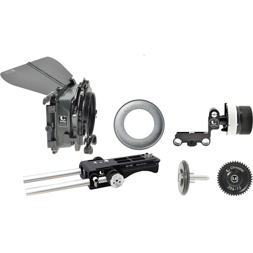 Chrosziel 450R2 Matte Box kit with Baseplate and Follow Focus for Sony FS5