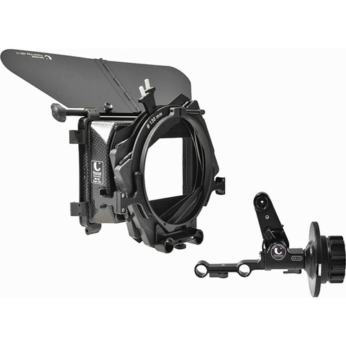 Chrosziel Baseplate Kit for Sony FS7 with Matte Box and Cine Follow Focus